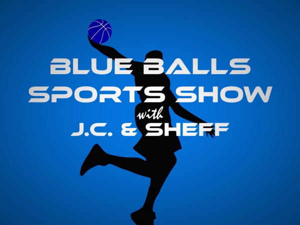 The Blue Balls Sports Show powered by KUDZUKIAN