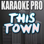 This Town (Originally Performed by Niall Horan) [Instrumental Version]