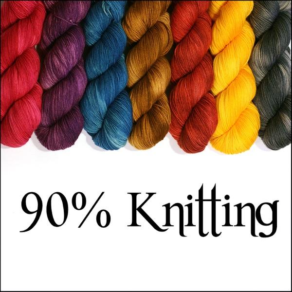 90% Knitting