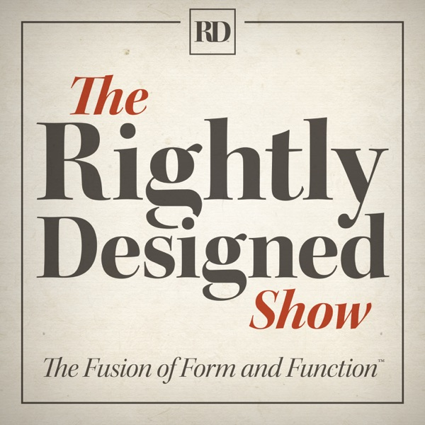 The Rightly Designed Show: Design • Branding • WordPress • Productivity