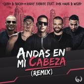 Andas En Mi Cabeza (Remix) [feat. Daddy Yankee, Don Omar & Wisin]