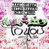 David Guetta & Cedric Ge... - Would I Lie To You