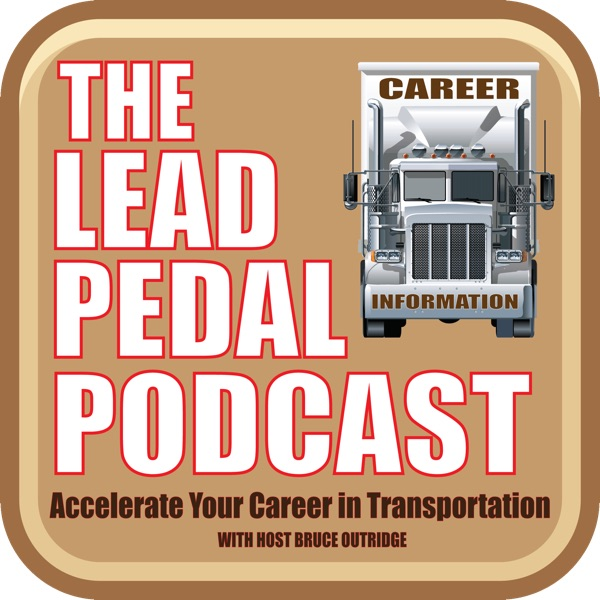 The Lead Pedal Podcast with Bruce Outridge
