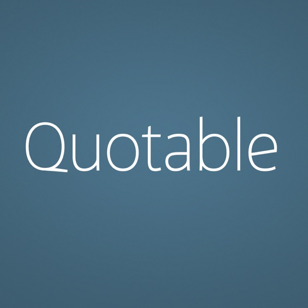 The Quotable Sales Podcast – Learn from the best. Sell like the best.