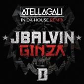 J Balvin - Ginza (Atellagali In Da House Remix) artwork
