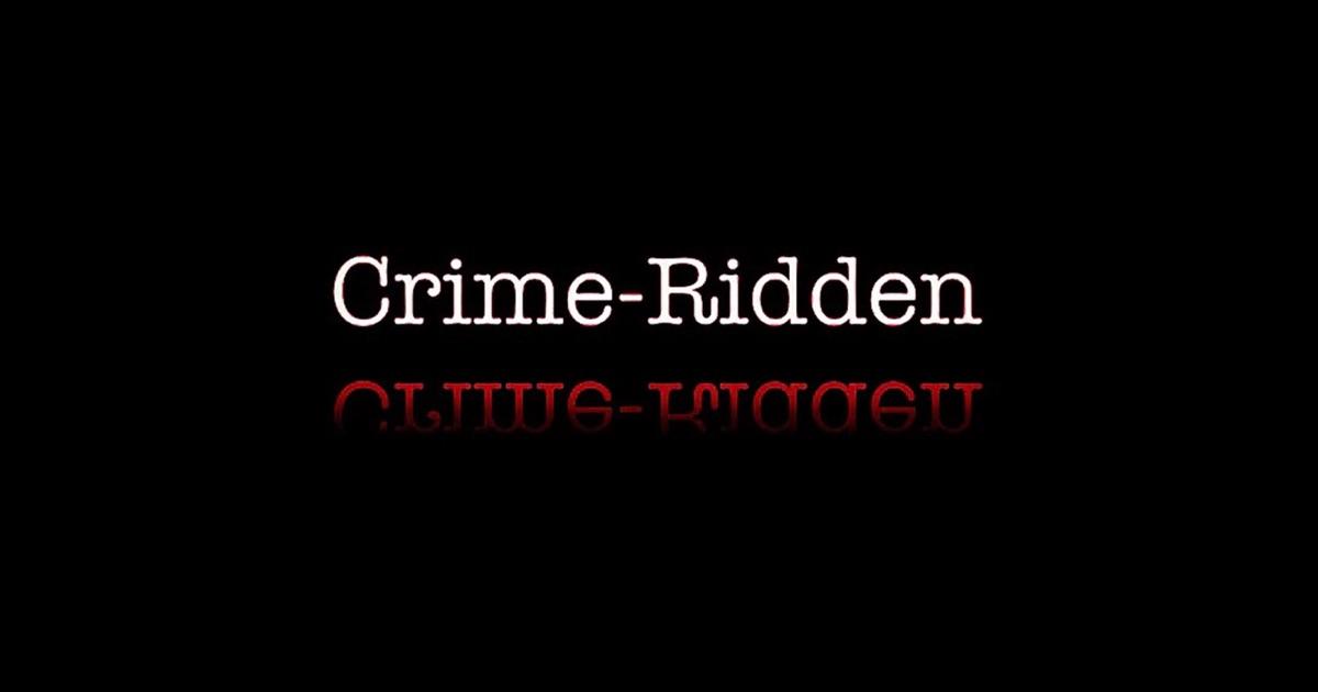 Crime-Ridden  - Magazine cover