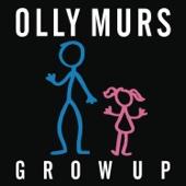 Olly Murs - Grow Up artwork