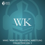 White Knight Instrumental - Kurt Angle artwork