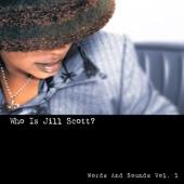 Jill Scott - Gettin' In the Way portada