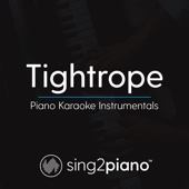 Download Sing2Piano - Tightrope (Originally Performed by Michelle Williams - From
