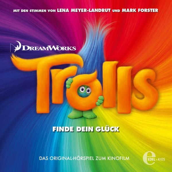 Trolls Das Original-Hörspiel zum Kinofilm Trolls CD cover