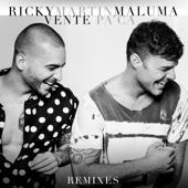 Vente Pa' Ca (feat. Maluma) [Versión Salsa]