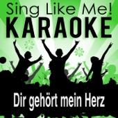 Dir gehört mein Herz (Karaoke Version)