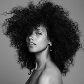 HERE - Alicia Keys Cover Art