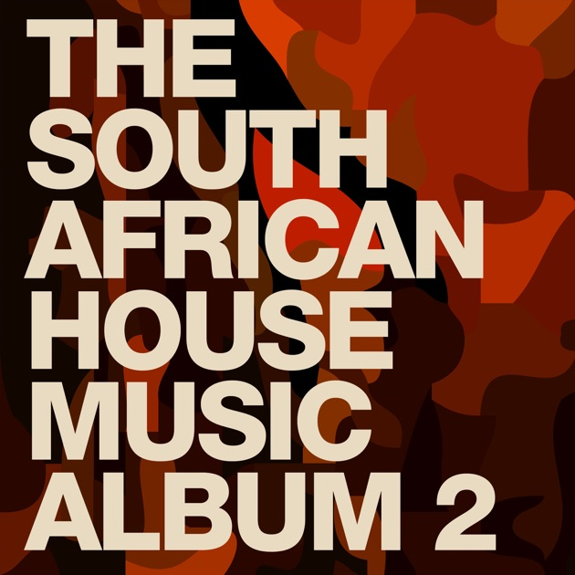 The south african house music album 2 by various artists for House music singers