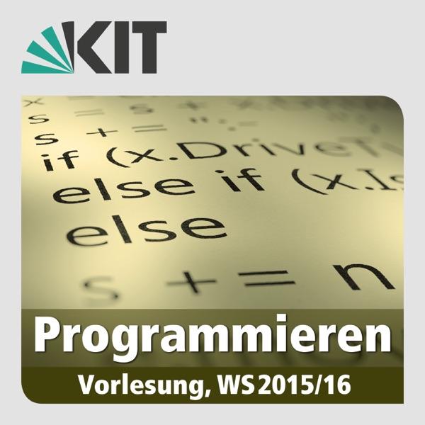Programmieren, WS15/16, Vorlesung