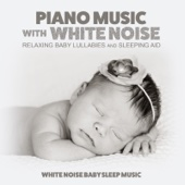 Soothing Piano with White Noise