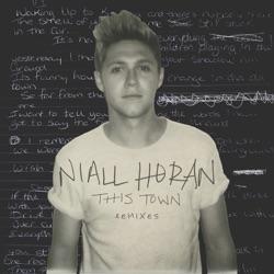 View album This Town (Remixes) - EP