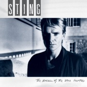 Sting - The Dream of the Blue Turtles artwork