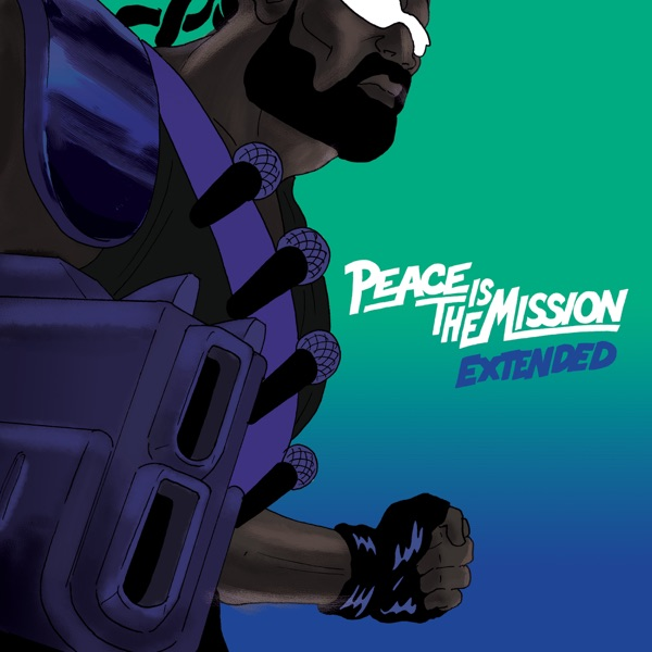 Peace Is The Mission Extended Major Lazer CD cover