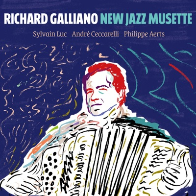 Richard Galliano – New Jazz Musette