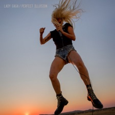 Perfect Illusion artwork