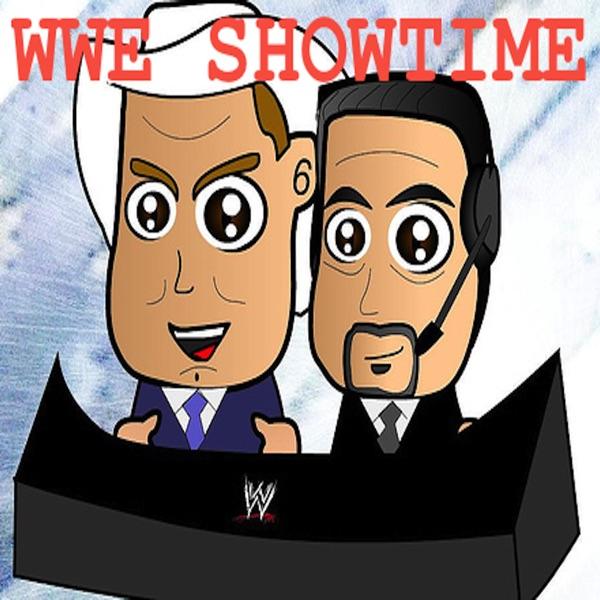 WWE SHOWTIME - ポッドキャストスタンド