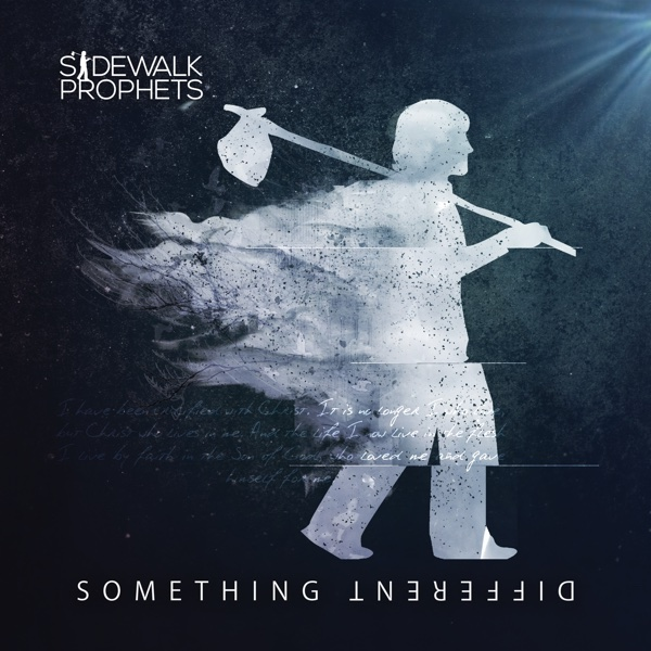 Something Different Sidewalk Prophets CD cover
