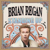 Standing Up - Brian Regan Cover Art