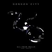 Gorgon City - All Four Walls (feat. Vaults) artwork