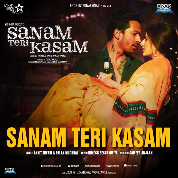 Sanam Teri Kasam (2016) – 720p – DVD-Rip – Hindi – x264 – AC3 – 5.1 – Mafiaking – M2Tv ~ 1.23 GB