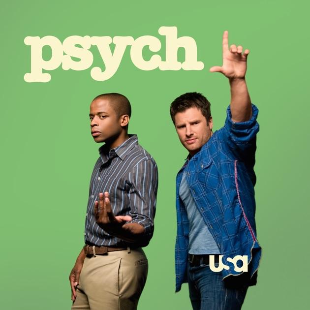 Psych, Season 4 on iTunes