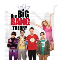 The Big Bang Theory, Season 2 (iTunes)