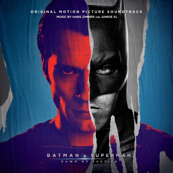 Batman v Superman: Dawn of Justice Album Cover by Hans Zimmer & Junkie ...
