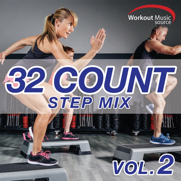 workout music source 32 count step mix vol 2 by power music workout on apple music. Black Bedroom Furniture Sets. Home Design Ideas