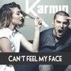 Can't Feel My Face - Single, Karmin