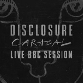 Caracal (Live BBC Session) - EP cover art