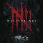 New Years Day - Malevolence  artwork