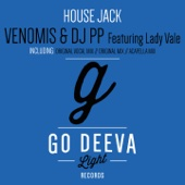 House Jack (feat. Lady Vale) - Single cover art