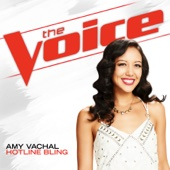 Amy Vachal - Hotline Bling (The Voice Performance)  artwork