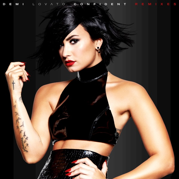 Confident Album Cover by Demi Lovato