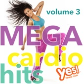 MEGA Cardio Hits vol. 3 (Non-Stop Mix for Fitness and Workout @ 135BPM)