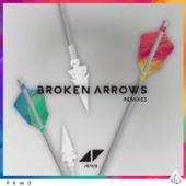 Broken Arrows (Remixes) - EP cover art