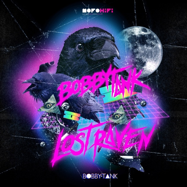 Lost Raven - Bobby Tank