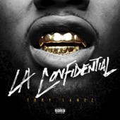 Tory Lanez - LA Confidential artwork