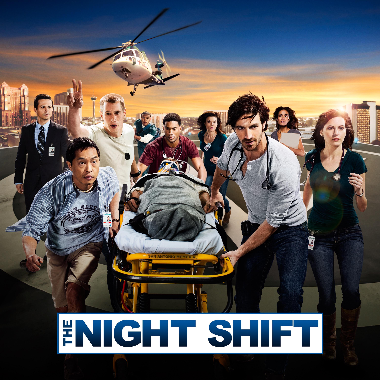 Night Shift Staffel 1