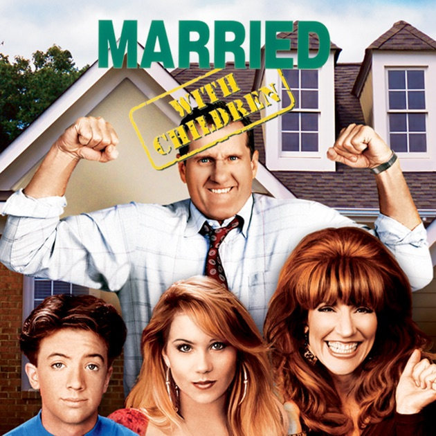 MarriedWith Children Season On ITunes - Dad entertains 5 kids
