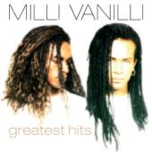 Milli Vanilli - Blame It On the Rain artwork