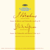 Brahms, Grieg & R. Strauss: Sonatas for Cello & Piano