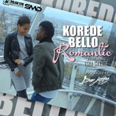 Korede Bello - Romantic (feat. Tiwa Savage) artwork